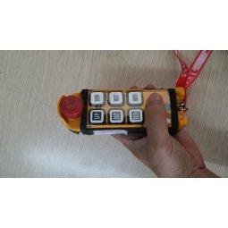Bộ tay điều khiển cầu trục từ xa Jeico Hàn Quốc Model: 6KA